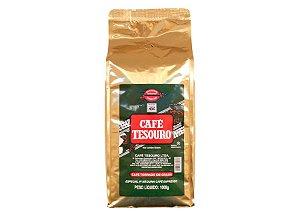Café torrado em grãos para máquina de expresso 1kg
