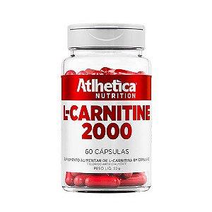 L-CARNITINE 2000 - ATLHETICA NUTRITION