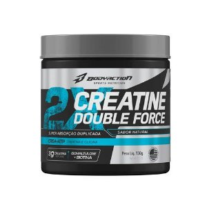 CREATINE DOUBLE FORCE - BODY ACTION
