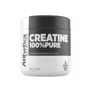 CREATINE 100% PURE PRO SERIES - ATLHETICA NUTRITION