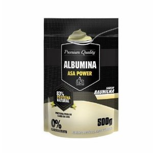ALBUMINA - 500G - ASA POWER