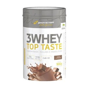 3 WHEY TOP TASTE - 900G - BODY ACTION