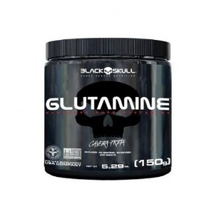 GLUTAMINE - BLACK SKULL