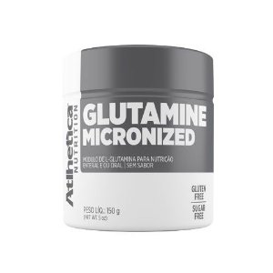 GLUTAMINE MICRONIZED - ATLHETICA NUTRITION