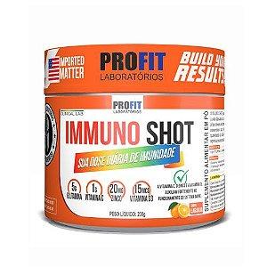 IMMUNO SHOT - 200G - PROFIT LABORATÓRIOS