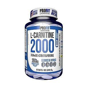 L-CARNITINE 2000 - PROFIT LABORATÓRIOS