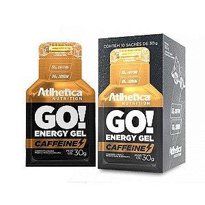 GO ENERGY GEL CAFFEINE - 30G -  ATLHETICA NUTRITION