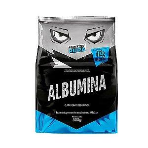 ALBUMINA - 500G - (NATURAL) - PROTEÍNA PURA