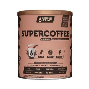 SUPERCOFFEE - 220G - CAFFEINE ARMY
