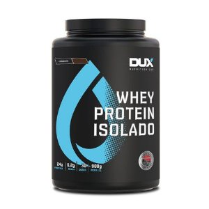WHEY PROTEIN ISOLADO - 900G - DUX NUTRITION LAB