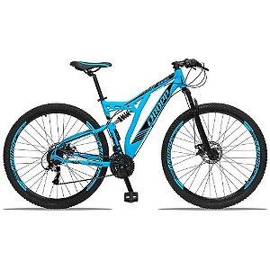 Bicicleta 29 Z-full Dropp Kit Marcha Gta