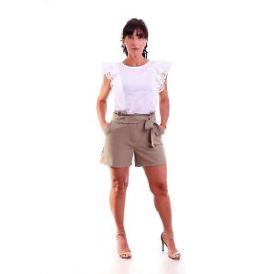 Shorts Clochard Alfaiataria