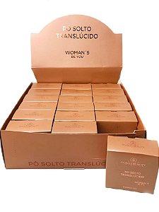 Box Pó Solto Translúcido Phallebeauty PH004