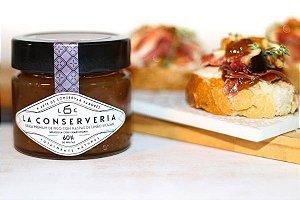 Geleia Premium de Figo com Raspas de Limão Siciliano - La Conserveria