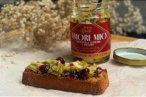 Amore Mio - Abobrinha com Cranberry e Amêndoas - Origens Grechi