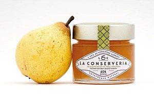 Geleia Premium de Pera com Rum - La Conserveria
