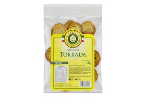 Torrada Sabor Cebola - Florio