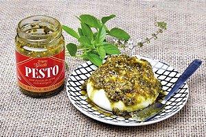 Molho Pesto - Origens Grechi