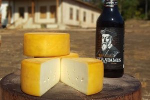 Queijo Mantiqueira na Cerveja - Atalaia