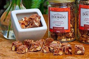 Amendoim com Canela - Dourado de Amendoim