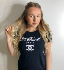 T-shirt Coco Chanel