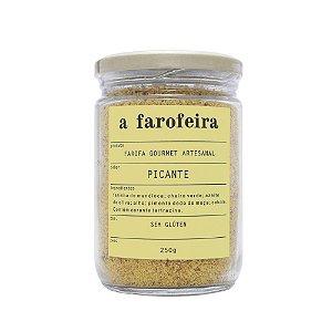 FAROFA PICANTE- A FAROFEIRA - 250g