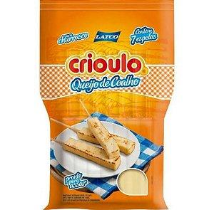 QUEIJO COALHO 6UN - CRIOULO - 400g