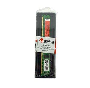 MEMÓRIA KEEPDATA DDR3 4GB DESKTOP
