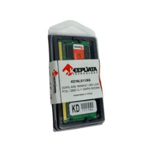 MEMÓRIA KEEPDATA DDR3L 8GB NOTEBOOK