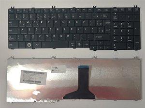 Teclado Toshiba C650