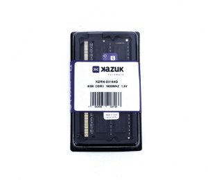 MEMORIA KAZUK 4GB 1600MHZ DDR3 NOTEBOOK