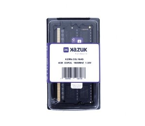 MEMORIA KAZUK 4GB 1600MHZ DDR3L NOTEBOOK