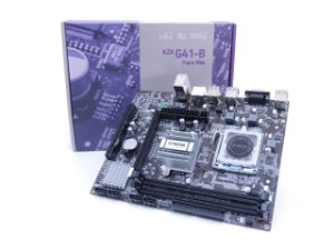 PLACA MAE KAZUK LGA 775 G41 DDR3 8GB