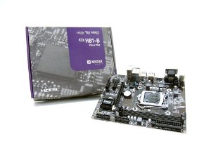 PLACA MAE KAZUK LGA 1150 H81 DDR3 16GB HDMI
