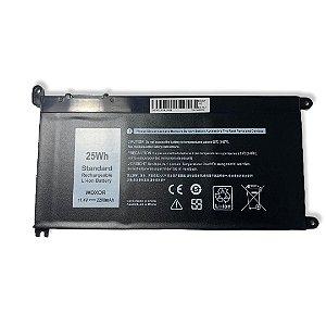 Bateria Dell Inspiron 15-5568 Wdx0r 25WH
