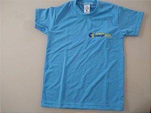 Camiseta manga curta, Colégio Integraçao