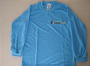 Camiseta manga longa, Integração