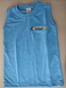 Camiseta regata Integraçao