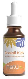 Floral Kids Ansioli e Agitação 30ml - 100% Natural (Ansiedade e Agitação)