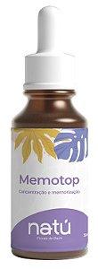 Floral Memotop e Esquecimento 30ml - 100% Natural (Falta de Memoria)