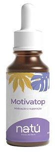 Floral Motivatop 30ml - 100% Natural (Liderança e Sucesso)