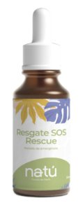 Floral Rescue Hamonização Fisica e Espiritual 30ml - 100% Natural