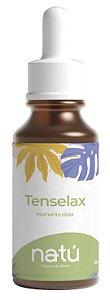 Floral Tenselax 30ml - 100% Natural (Tensão e Stress)