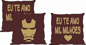 Almofada Te amo mil milhões - ALMNAN015