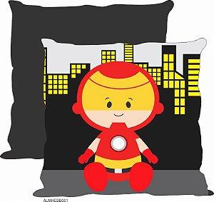 Almofada Heroi baby - Homem de Ferro