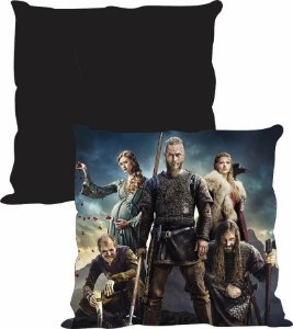 Almofada Séries de TV - Vikings