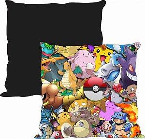 Almofada Cartoon - Pokémon