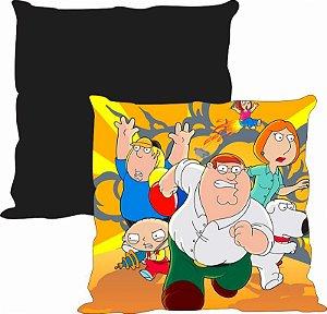 Almofada Cartoon - Uma Família da Pesada