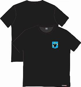 Camiseta com Bolso Personalizados - Johnny Bravo
