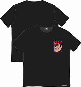 Camiseta com Bolso Personalizados - Dick Vigarista